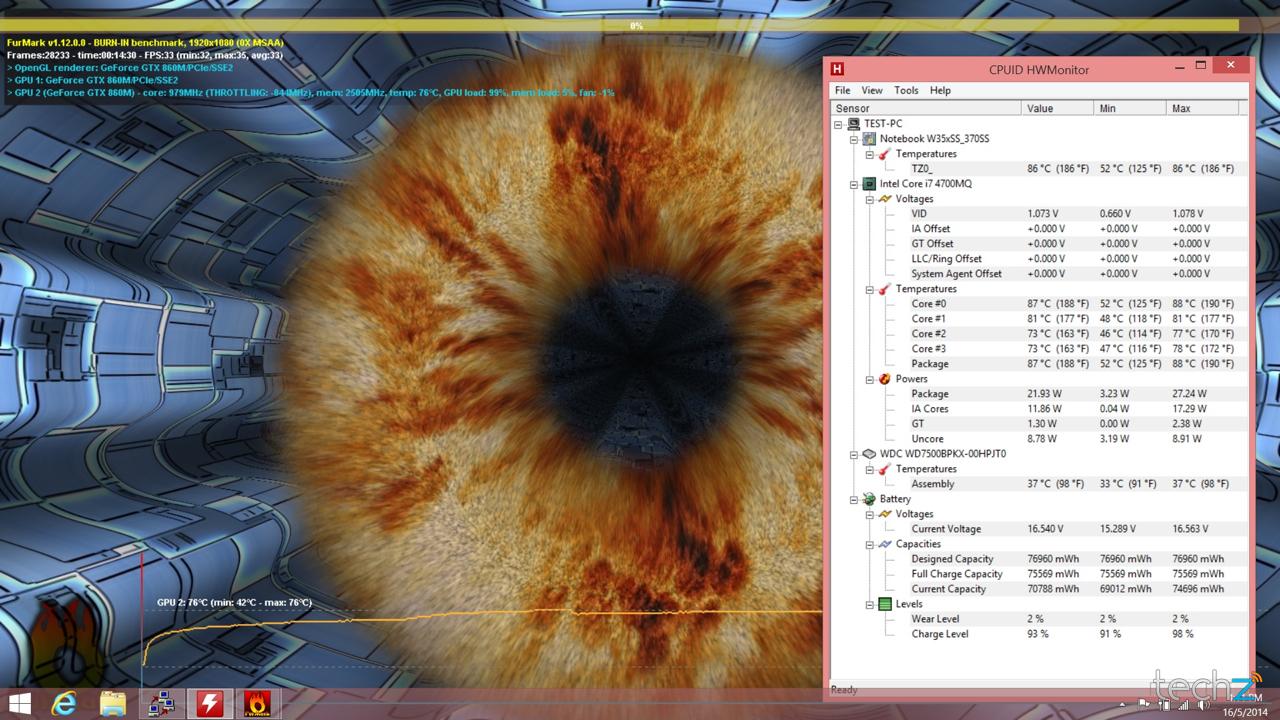 AfterShock XG15 - Chọn lựa tối ưu cho gamer  - Ảnh 11