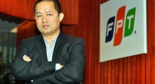 Ông Trương Đình Anh rút lui hoàn toàn khỏi FPT Telecom - Ảnh 1
