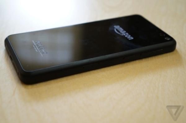 Những hình ảnh chi tiết về smartphone màn hình 3 chiều của Amazon - Ảnh 1