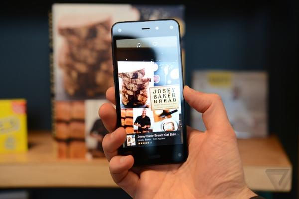 Những hình ảnh chi tiết về smartphone màn hình 3 chiều của Amazon - Ảnh 2