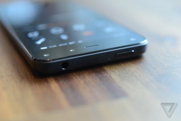Những hình ảnh chi tiết về smartphone màn hình 3 chiều của Amazon - Ảnh 3