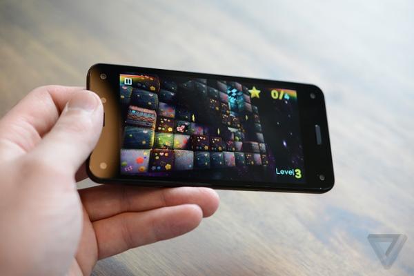 Những hình ảnh chi tiết về smartphone màn hình 3 chiều của Amazon - Ảnh 7
