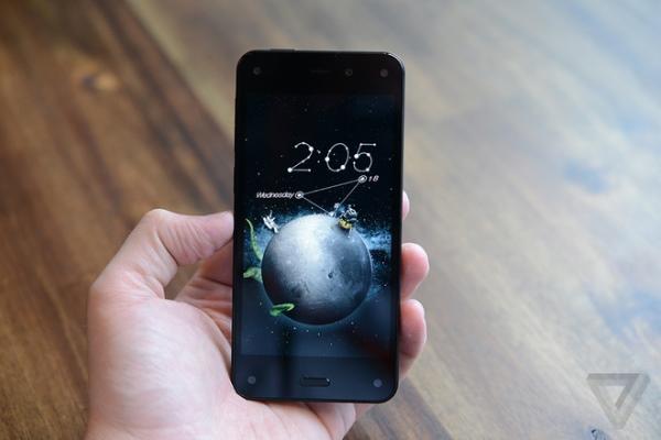 Những hình ảnh chi tiết về smartphone màn hình 3 chiều của Amazon - Ảnh 9