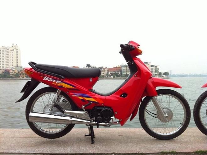Những chiếc xe máy hút hồn giới trẻ Việt - Ảnh 1