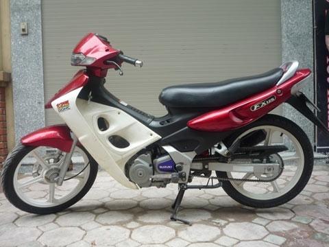 Những chiếc xe máy hút hồn giới trẻ Việt - Ảnh 4