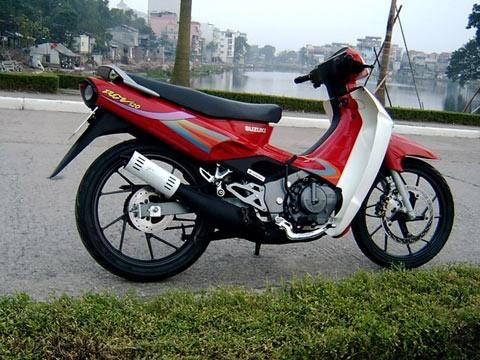 Những chiếc xe máy hút hồn giới trẻ Việt - Ảnh 5