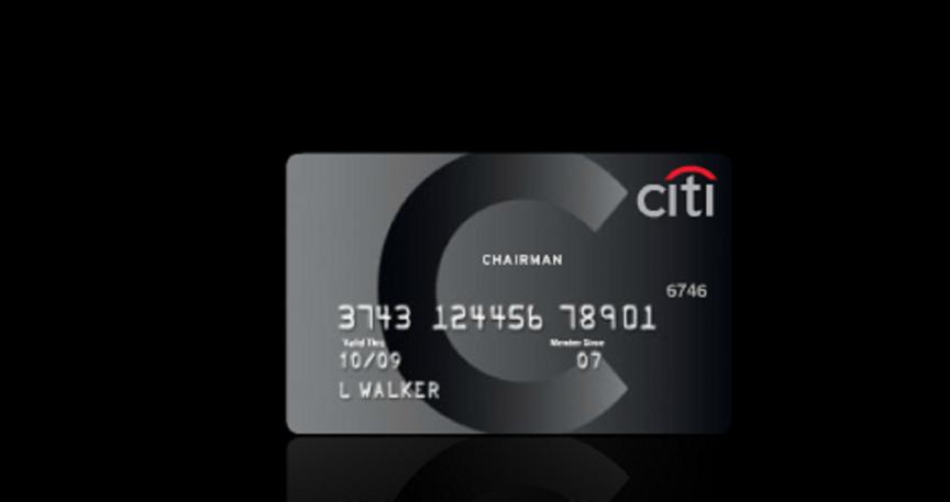 Thẻ tín dụng nào độc quyền nhất thế giới? - Ảnh 7