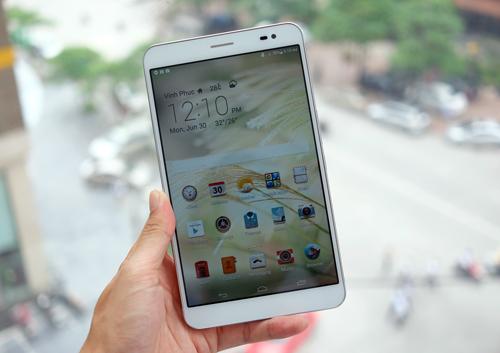 Tablet 7 inch mỏng nhất thế giới về VN với giá 8,9 triệu đồng - Ảnh 1