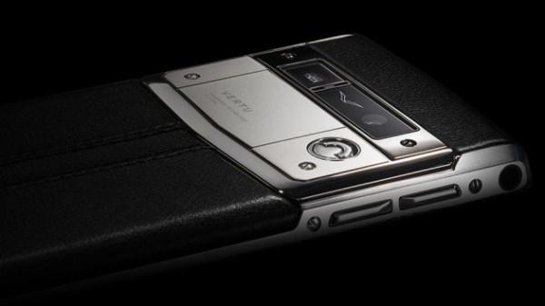 Ngắm điện thoại sang chảnh của Vertu với giá 240 triệu đồng - Ảnh 5