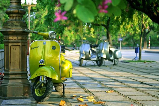Rộ mốt thuê xe cổ tiền tỷ chụp ảnh cưới, rước dâu ở Sài Gòn - Ảnh 5