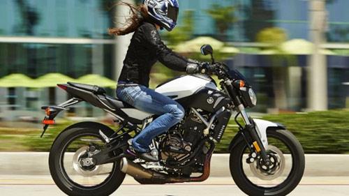 Công bố giá mô tô Yamaha FZ-07 mới - Ảnh 1