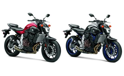 Công bố giá mô tô Yamaha FZ-07 mới - Ảnh 3