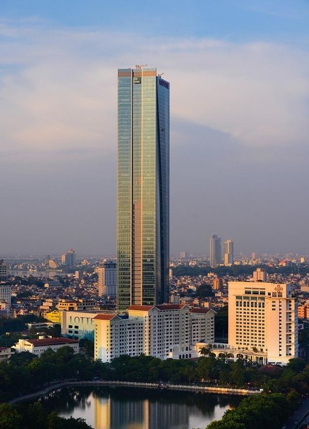 Tòa tháp cao thứ hai Việt Nam trước dịp khánh thành - Ảnh 11