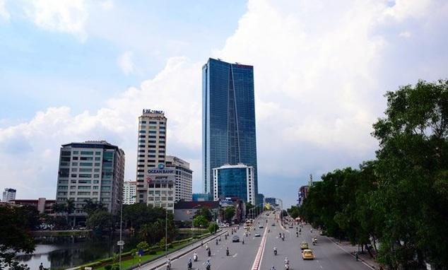 Tòa tháp cao thứ hai Việt Nam trước dịp khánh thành - Ảnh 4