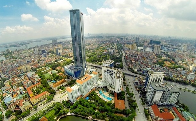 Tòa tháp cao thứ hai Việt Nam trước dịp khánh thành - Ảnh 6