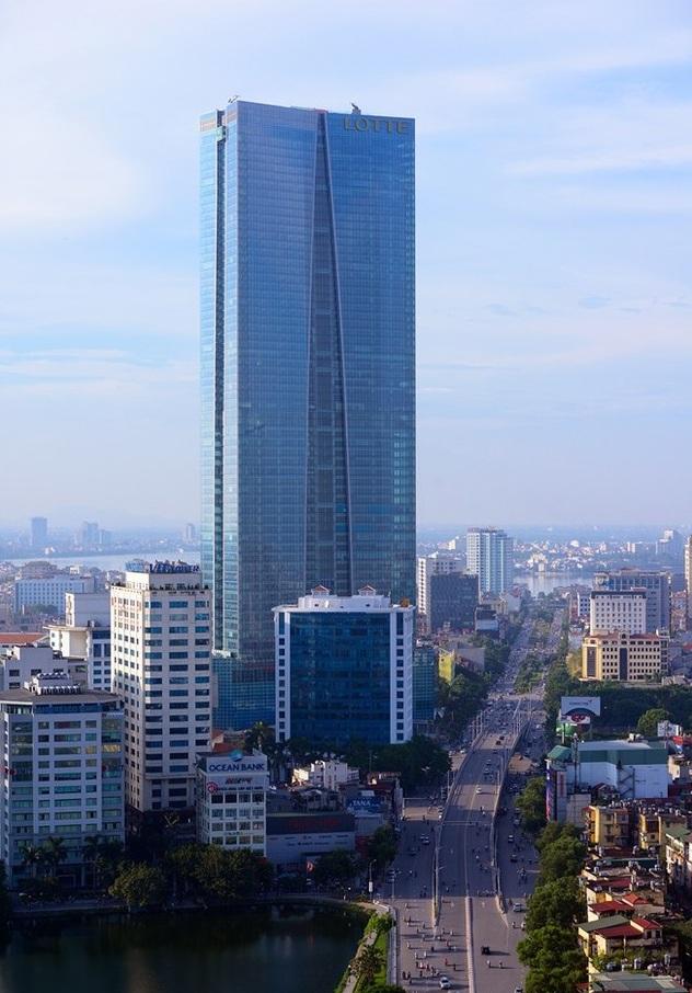 Tòa tháp cao thứ hai Việt Nam trước dịp khánh thành - Ảnh 8