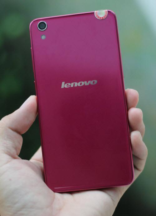 Trên tay Lenovo S850 thời trang vừa ra mắt - Ảnh 1