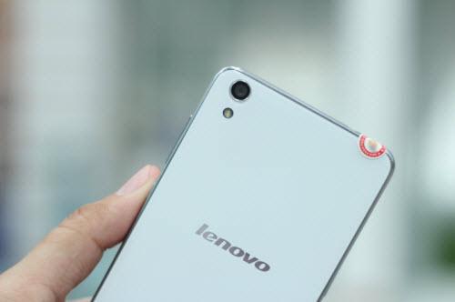 Trên tay Lenovo S850 thời trang vừa ra mắt - Ảnh 8