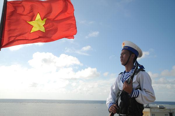 Bài dự thi: Biển đảo Tổ quốc trong tôi - Ảnh 1