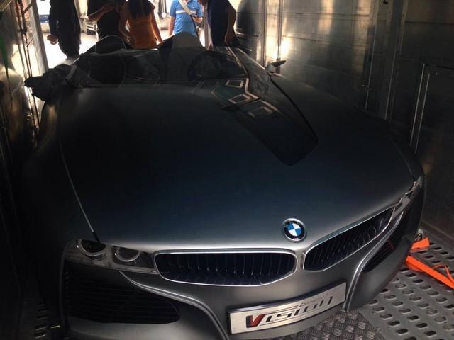 """""""Siêu phẩm"""" BMW Vision ConnectedDrive tại Việt Nam lộ mặt - Ảnh 2"""