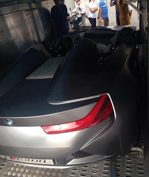 """""""Siêu phẩm"""" BMW Vision ConnectedDrive tại Việt Nam lộ mặt - Ảnh 4"""