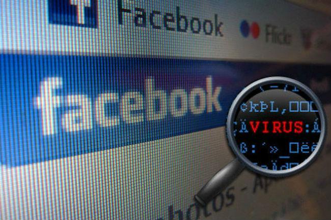 Facebook ở Việt Nam bị virus chứa mã độc hoành hành - Ảnh 1