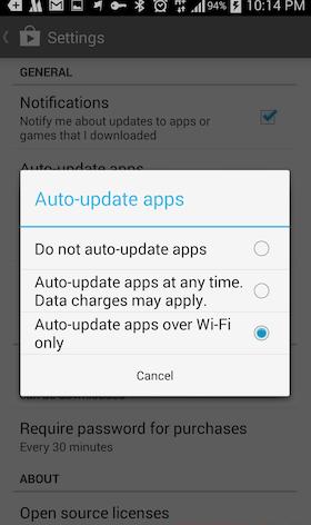 7 mẹo vặt giúp bạn tiết kiệm lưu lượng 3G trên máy Android - Ảnh 6