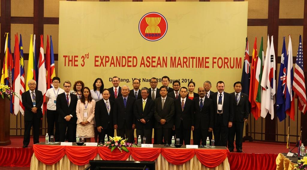 Các nước ASEAN tăng cường xây dựng lòng tin và hợp tác biển  - Ảnh 1