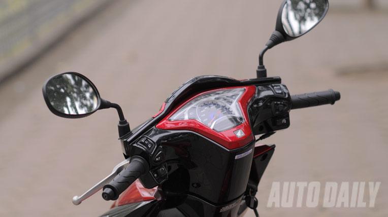 Cách chọn mua gương xe máy - Ảnh 1
