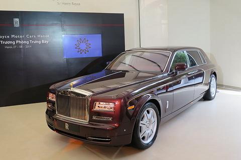 Rolls-Royce có giá từ 17 tỷ tại Việt Nam - Ảnh 1