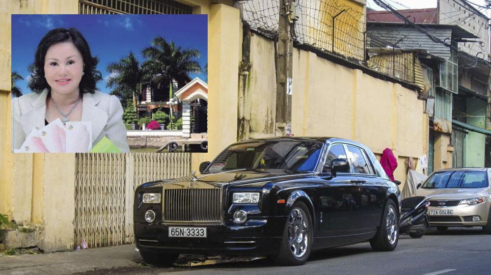 """""""Điểm mặt"""" 4 nữ đại gia Việt đi Rolls–Royce biển """"khủng"""" - Ảnh 5"""