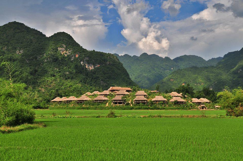 Khu nghỉ dưỡng sinh thái giữa núi rừng Mai Châu - Ảnh 1