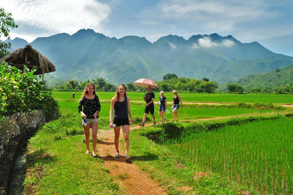 Khu nghỉ dưỡng sinh thái giữa núi rừng Mai Châu - Ảnh 11