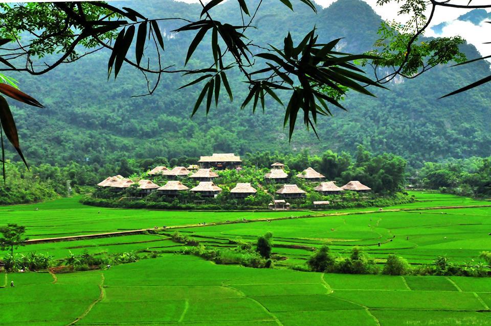 Khu nghỉ dưỡng sinh thái giữa núi rừng Mai Châu - Ảnh 2
