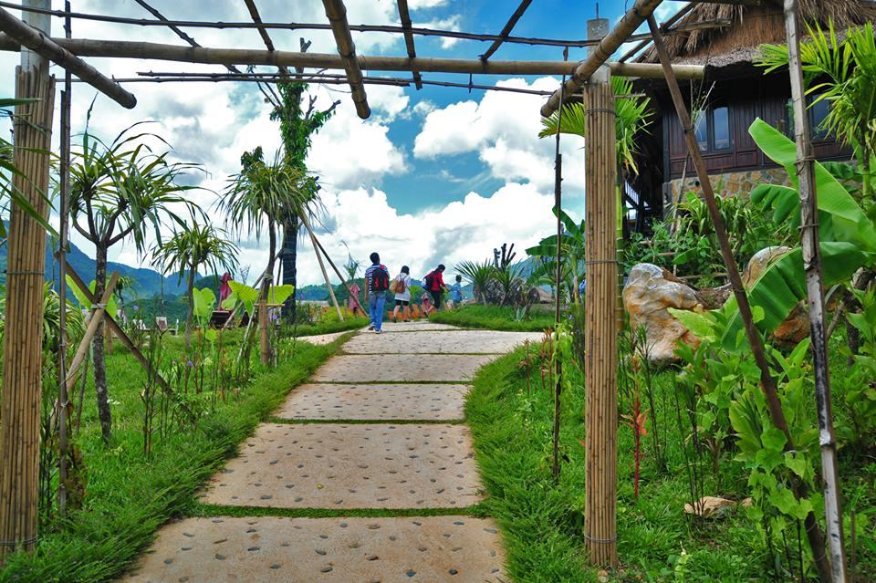 Khu nghỉ dưỡng sinh thái giữa núi rừng Mai Châu - Ảnh 3