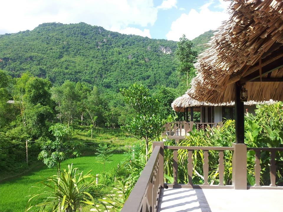 Khu nghỉ dưỡng sinh thái giữa núi rừng Mai Châu - Ảnh 5