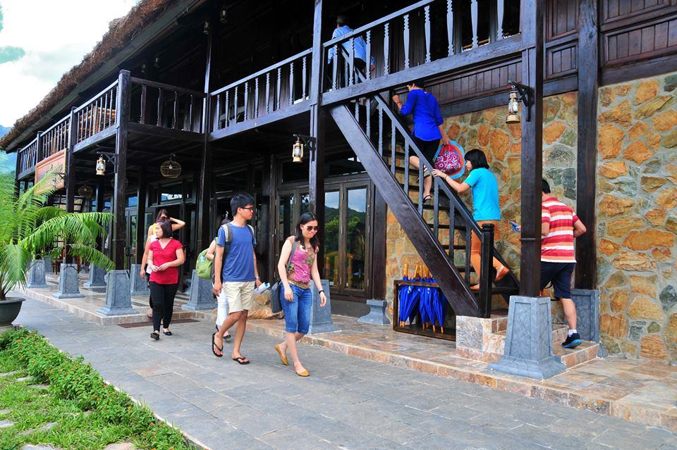 Khu nghỉ dưỡng sinh thái giữa núi rừng Mai Châu - Ảnh 9