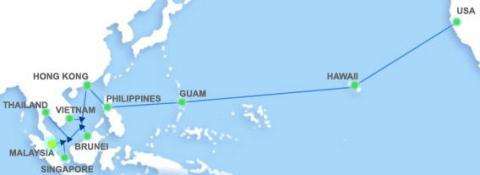 Đứt cáp quang biển, Internet Việt Nam chập chờn - Ảnh 1