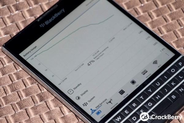 Mãn nhãn với BlackBerry Passport đậm chất BB - Ảnh 11