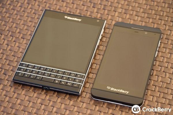 Mãn nhãn với BlackBerry Passport đậm chất BB - Ảnh 14