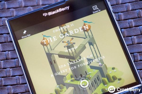 Mãn nhãn với BlackBerry Passport đậm chất BB - Ảnh 5