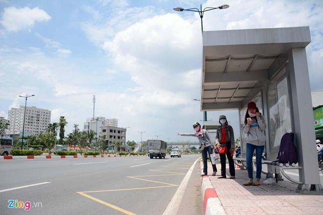 Thông xe tiếp đường nội đô 10 làn đẹp nhất Sài Gòn - Ảnh 10