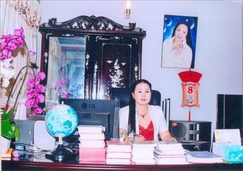 Siêu biệt thự của nữ đại gia Lào Cai: Chủ nhân lên tiếng - Ảnh 1