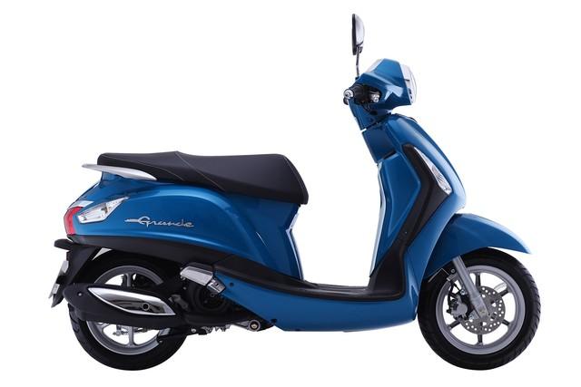 Vì sao giới trẻ Việt thích xe Yamaha? - Ảnh 5