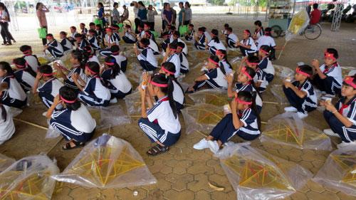 Đêm hội trung thu tốn kém nhất Việt Nam - Ảnh 3