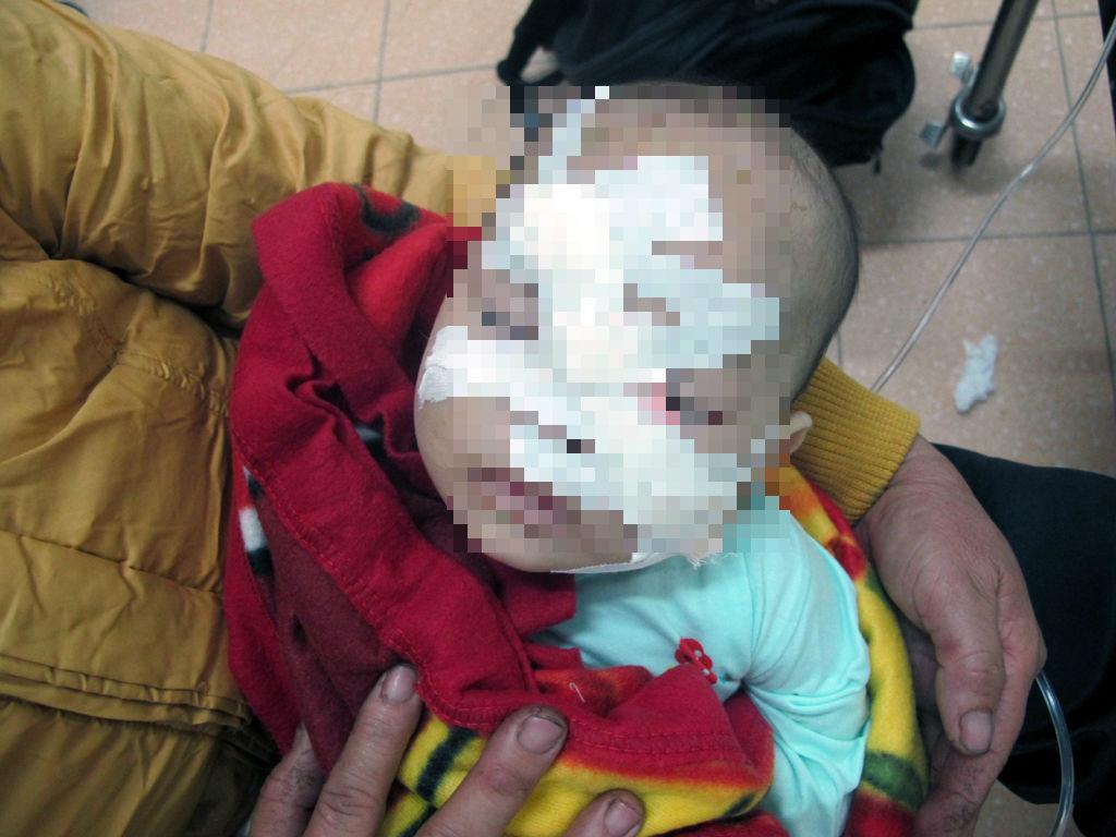 Em rể truy sát chị vợ đến chết, chém cháu 6 tháng tuổi trọng thương - Ảnh 1