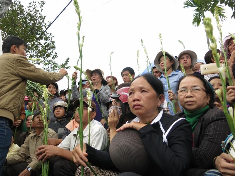 Ông Nguyễn Bá Thanh đã về với lòng đất mẹ - Ảnh 20