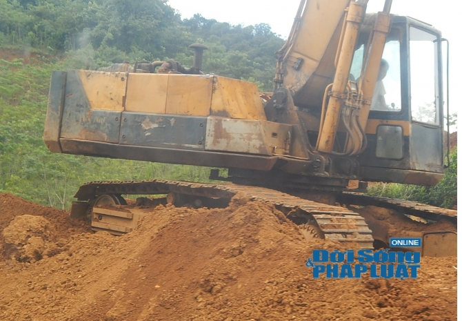Tiếp tục thông tin về việc khai thác khoáng sản hiếm ở Thanh Hóa - Ảnh 1