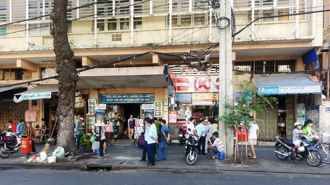 Truy sát giữa phố Sài Gòn, 1 người tử vong - Ảnh 1