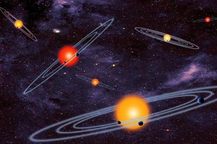 Phát hiện 715 hành tinh mới ngoài hệ mặt trời - Ảnh 1